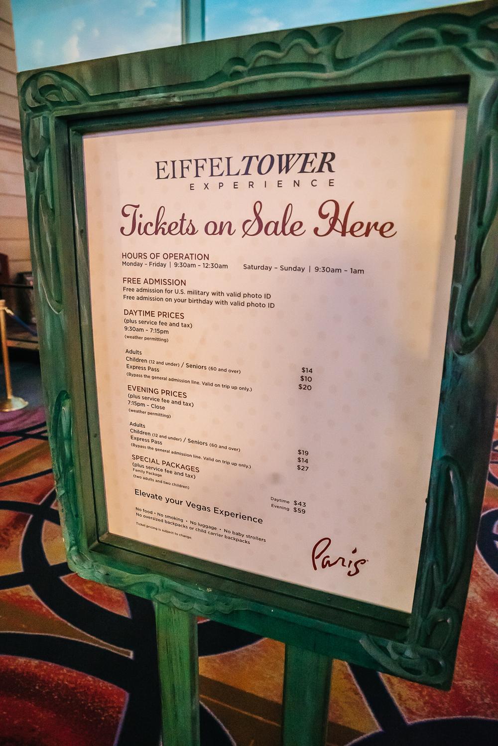 Eiffel Tower Experience www.thetravelpockets.com