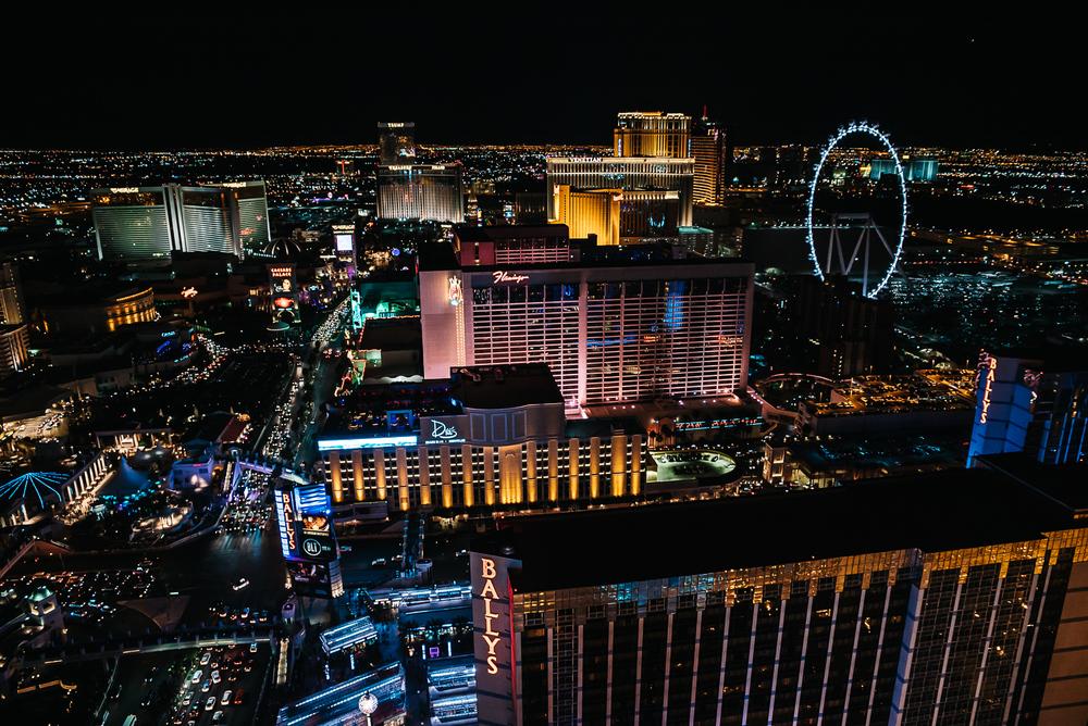 Eiffel Tower Vegas www.thetravelpockets.com