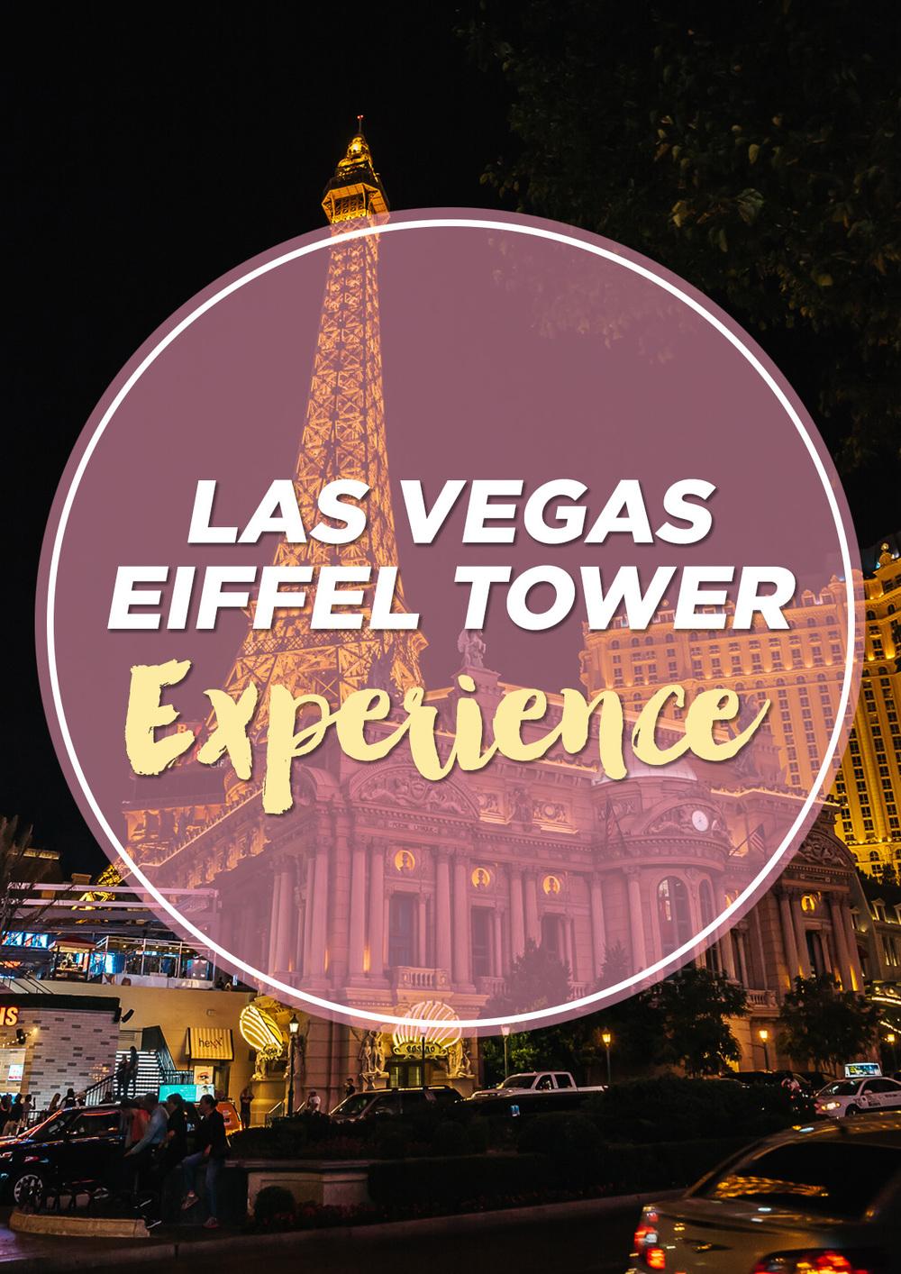 Eiffel Tower Vegas Pinterest www.thetravelpockets.com