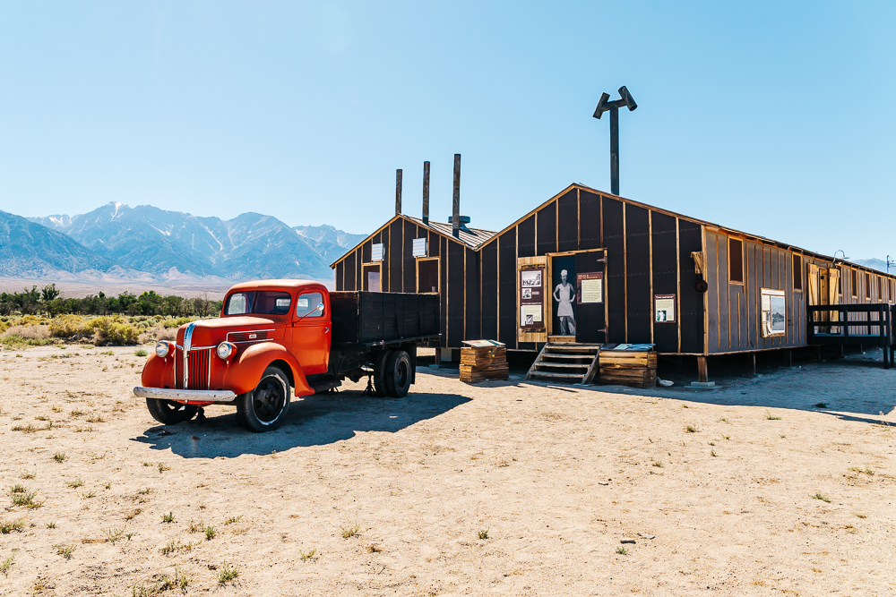 Manzanar Mess Hall