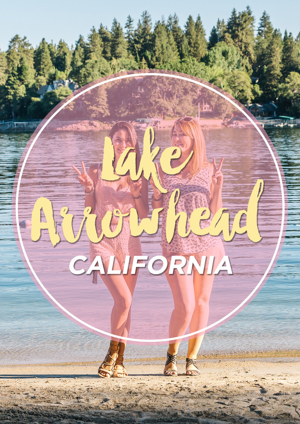 Lake Arrowhead Pinterest www.thetravelpockets.com
