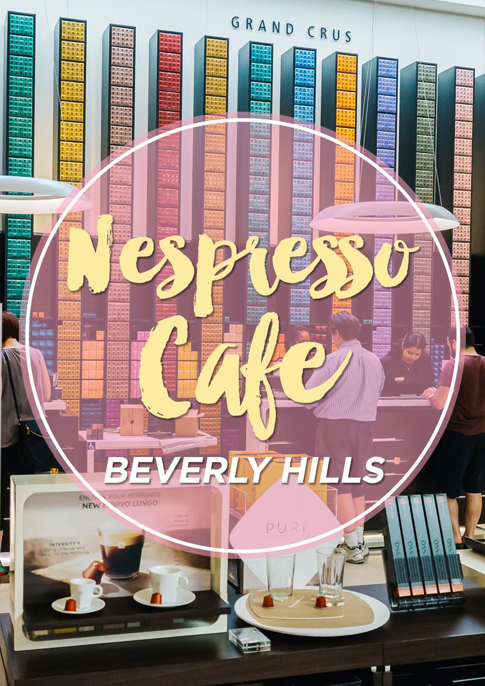 Nespresso Cafe Pinterest www.thetravelpockets.com