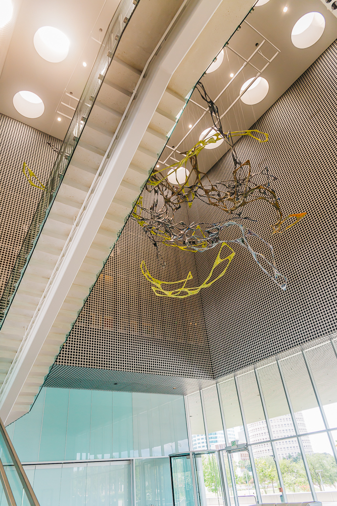 TMA ceiling art www.thetravelpockets.com