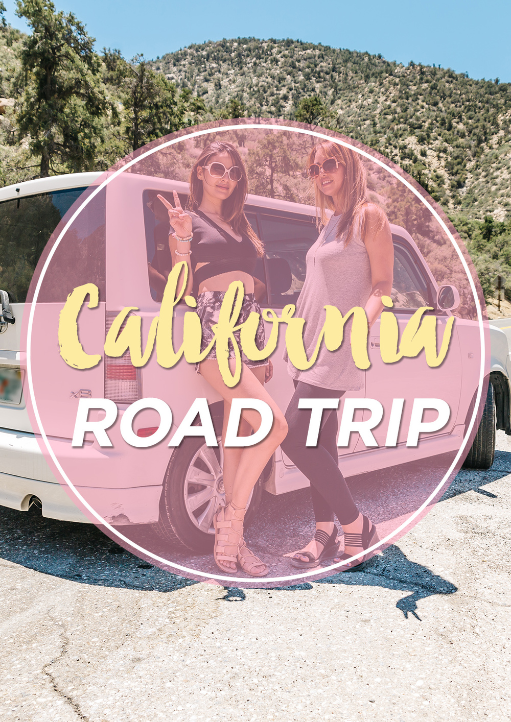 Pinterest Cali Roadtrip www.thetravelpockets.com