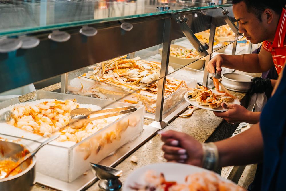 Bacchanal seafood www.thetravelpockets.com
