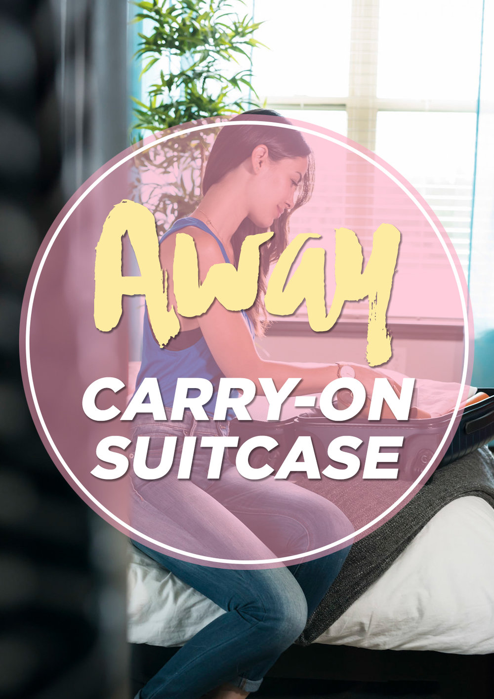 Pinterest Away Suitcase
