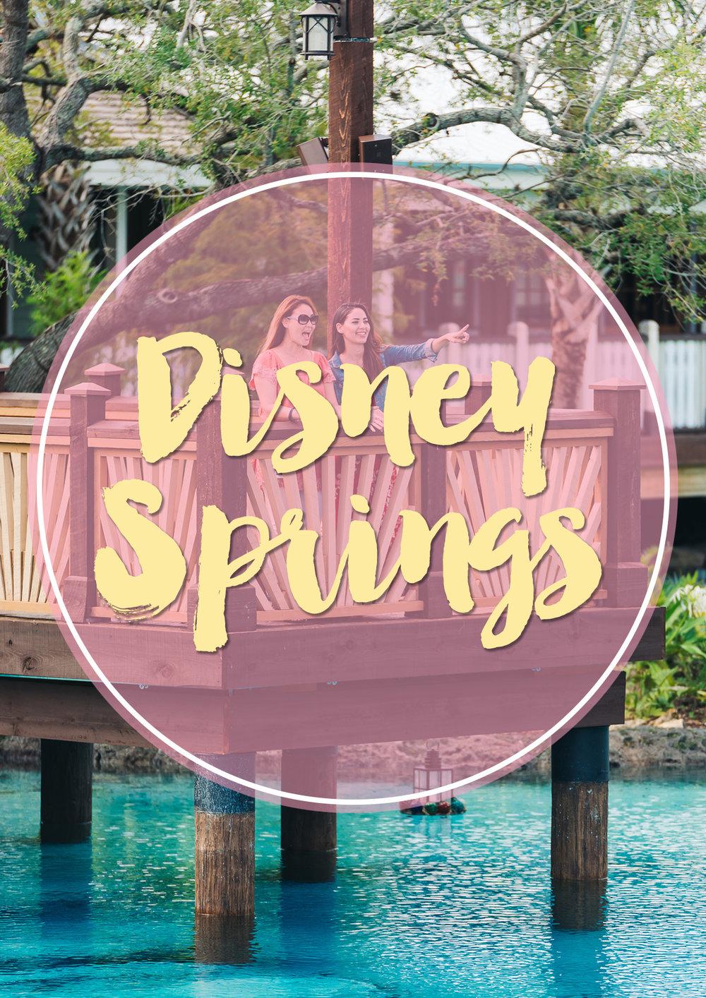 Pinterest Disney Springs www.thetravelpockets.com