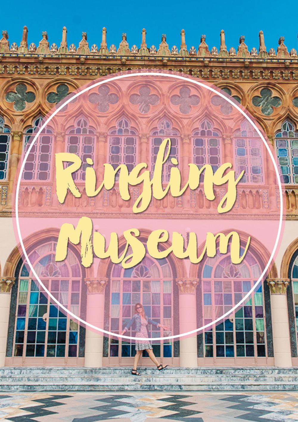 Pinterest Ringling Museum www.thetravelpockets.com