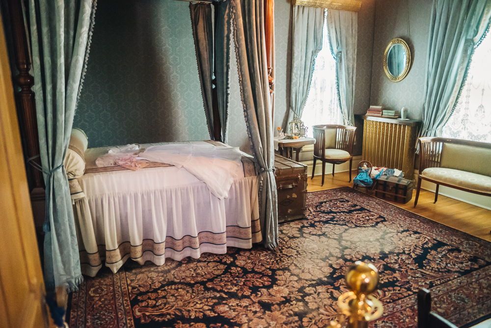 One of Molly Brown's bedrooms