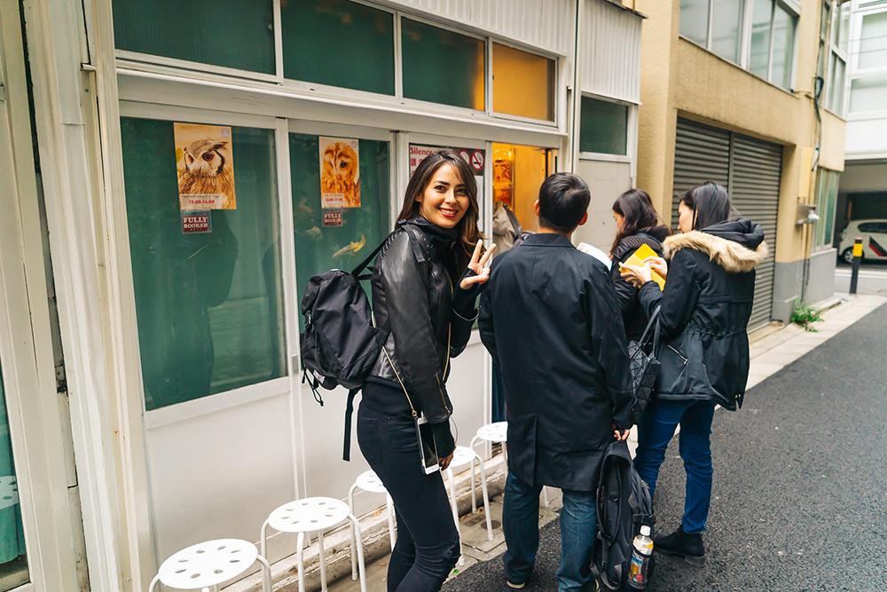 OWL CAFE www.thetravelpockets.com