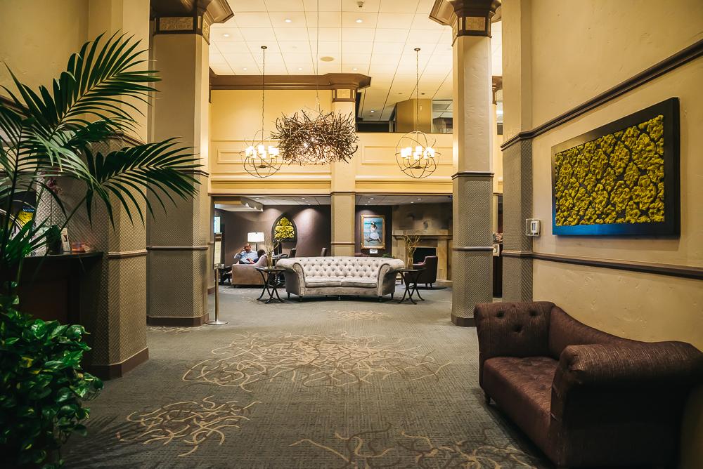 Sofia Hotel lobby
