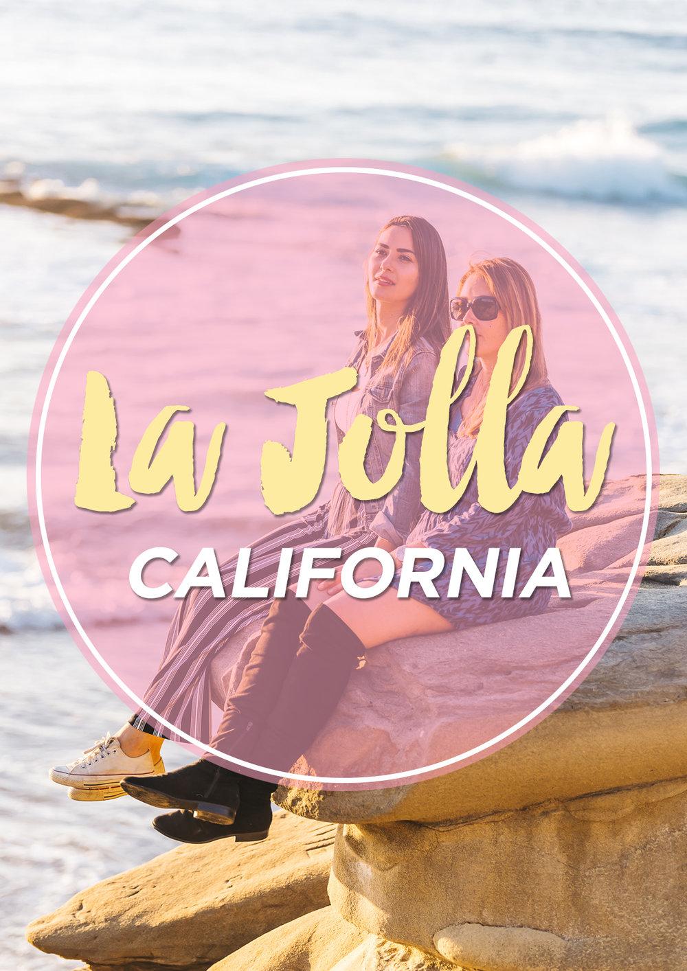 PINTEREST La Jolla www.thetravelpockets.com