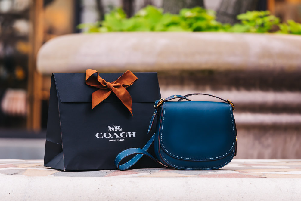 Coach Saddle Crossbody Bag +www.thetravelpockets.com