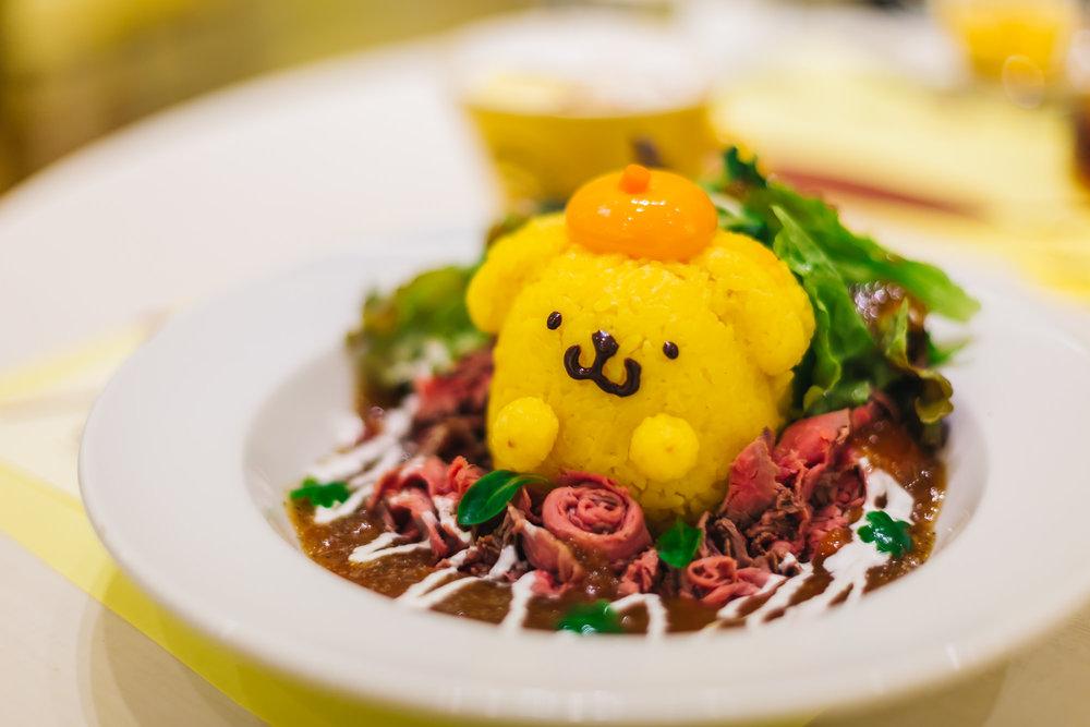 Roast beef dish