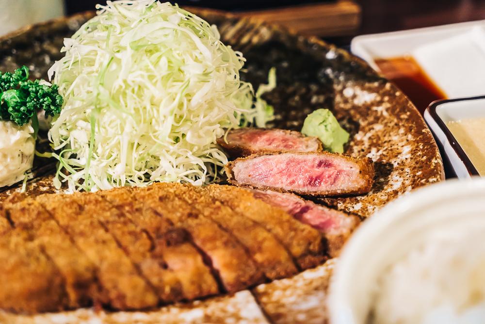 Steak Katsu