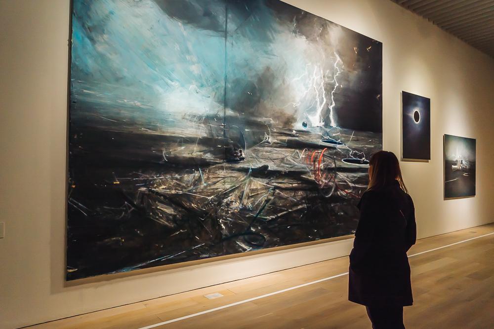 MORI ART MUSEUM + www.thetravelpockets.com