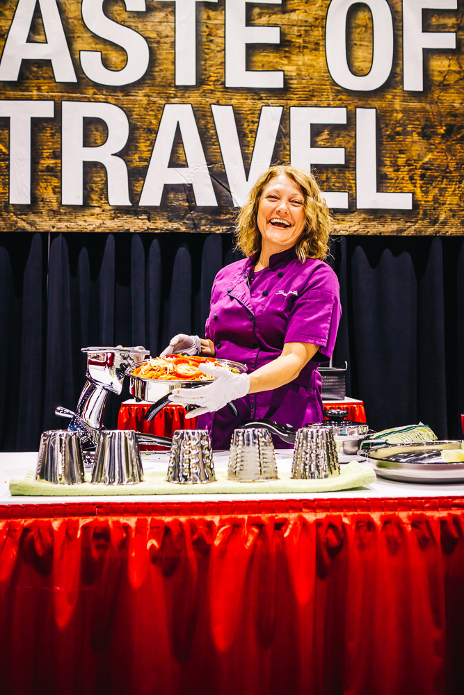 The Travel & Adventure Show in San Diego, California