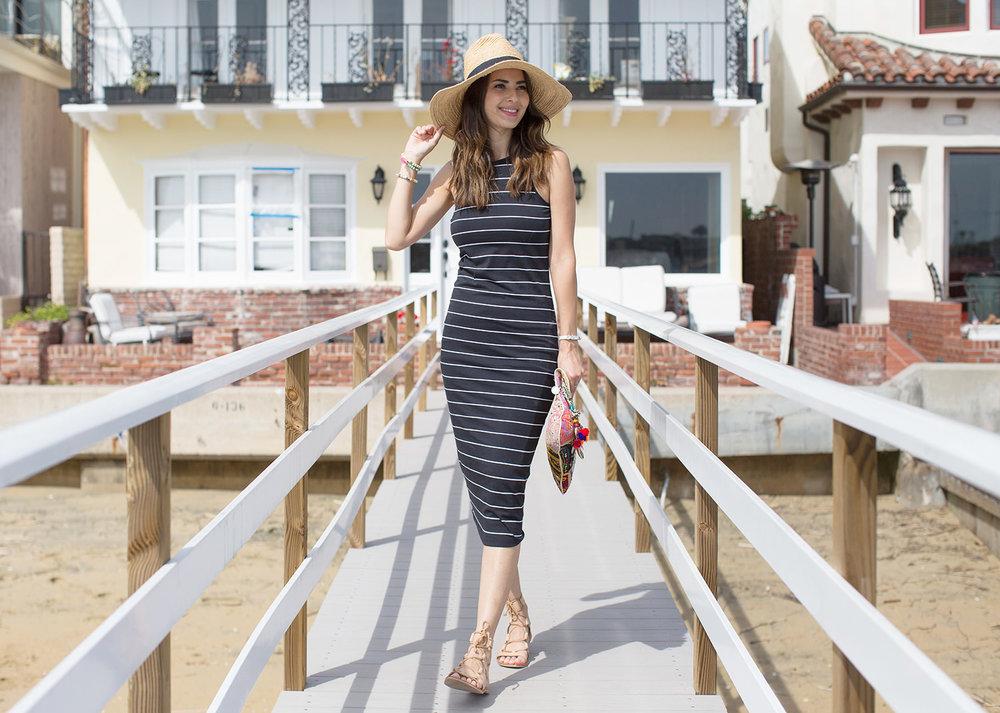 Balboa Island + Athleta + ww.thetravelpockets.com