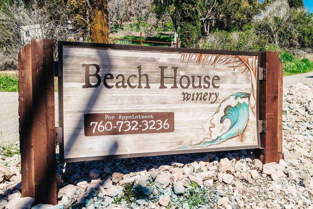 BEACH HOUSE WINERY + www.thetravelpockets.com