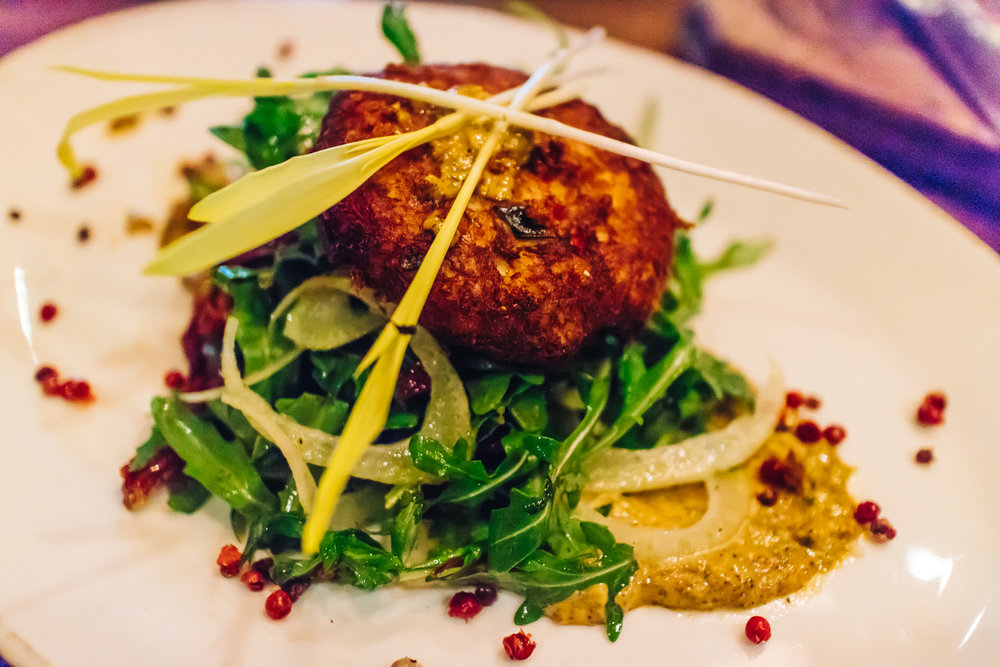 ATLANTIC CRAB CAKE