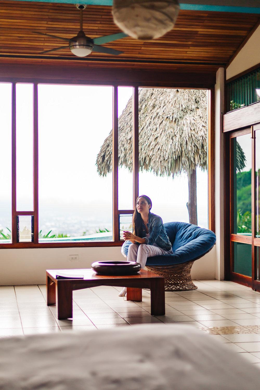 Lovely rooms at Xandari Resort and Spa