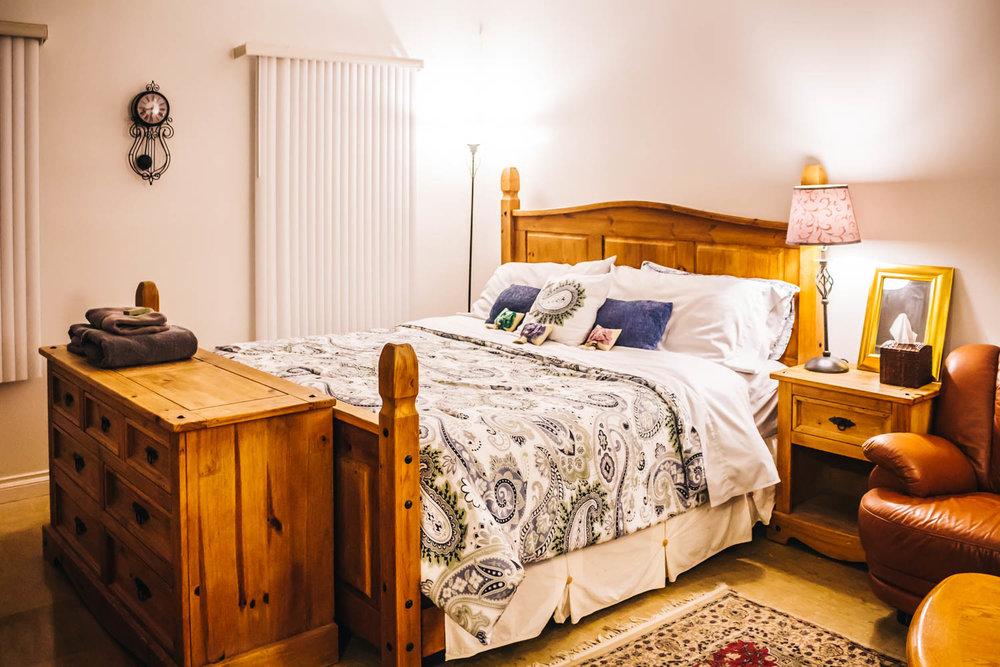 NICE COMFY BED