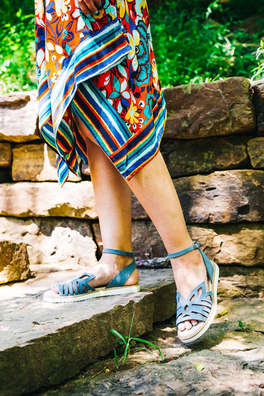 "Sandals: Seychelles ""CATNIP"""