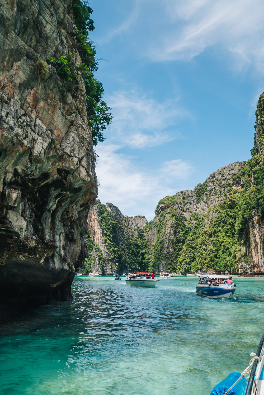 Phi Phi Islands www.thetravelpockets.com