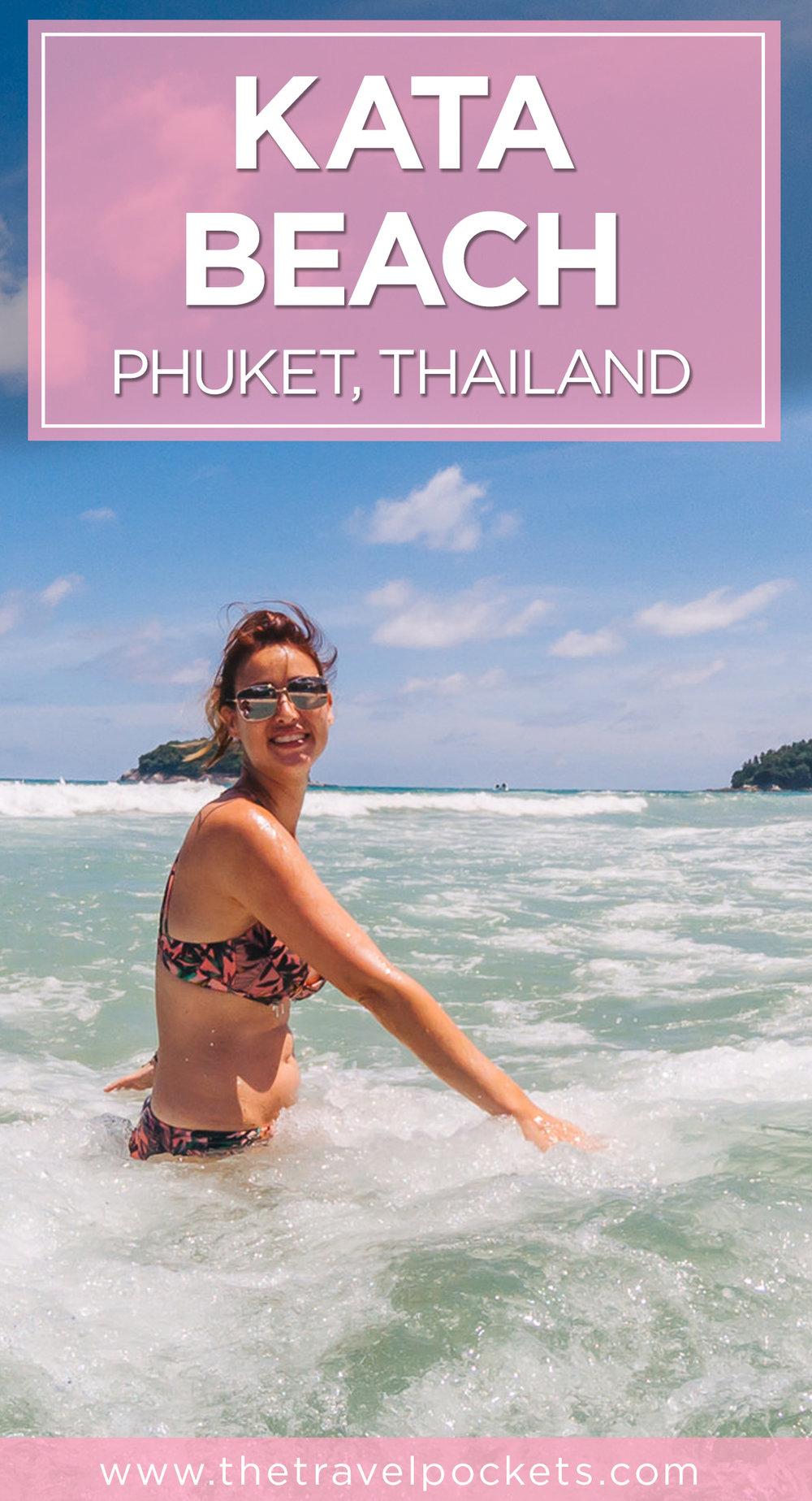 Kata Beach Thailand www.thetravelpockets.com