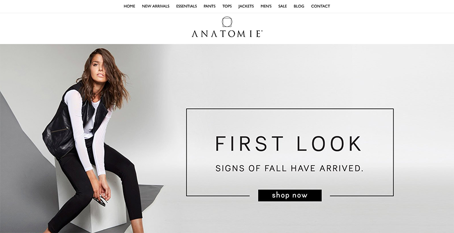 WWW.ANATOMIE.COM