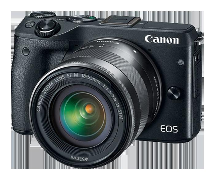 Canon EIOS M3