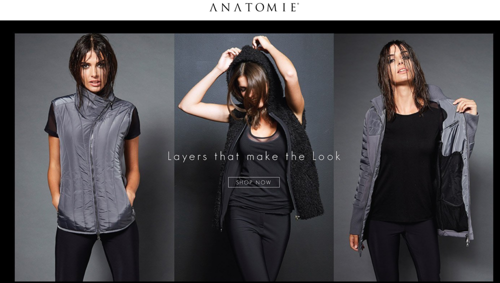 Anatomie: Performance Travel Clothing That Puts You in First Class ...