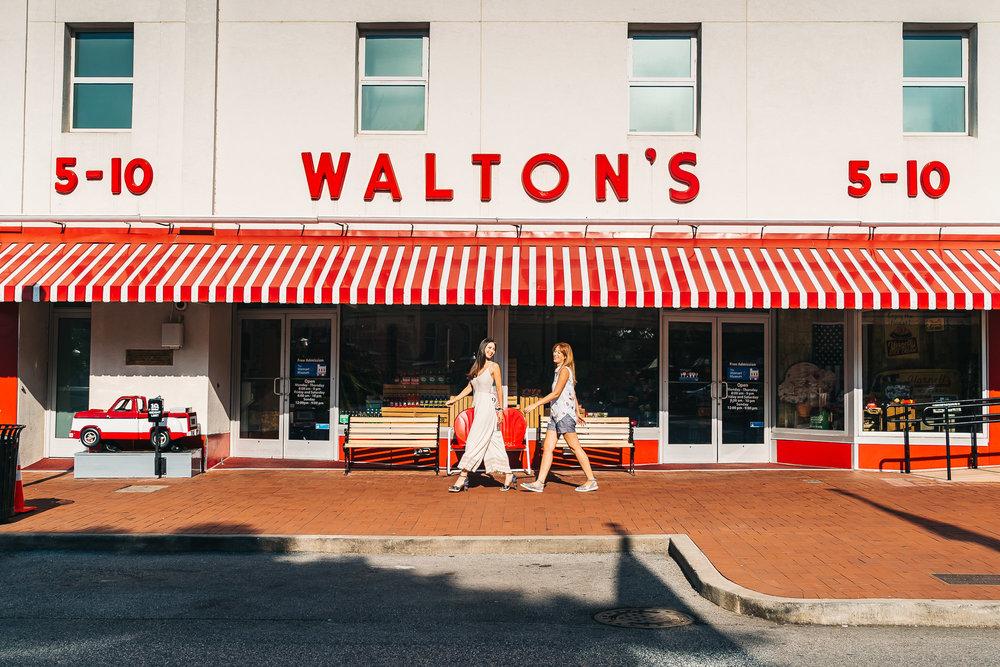 Bentonville, Arkansas - Home of Walmart