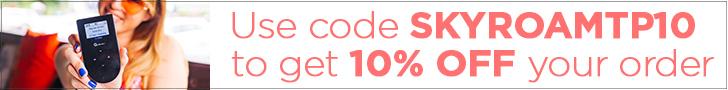 Skyroam Discount Code www.thetravelpockets.com