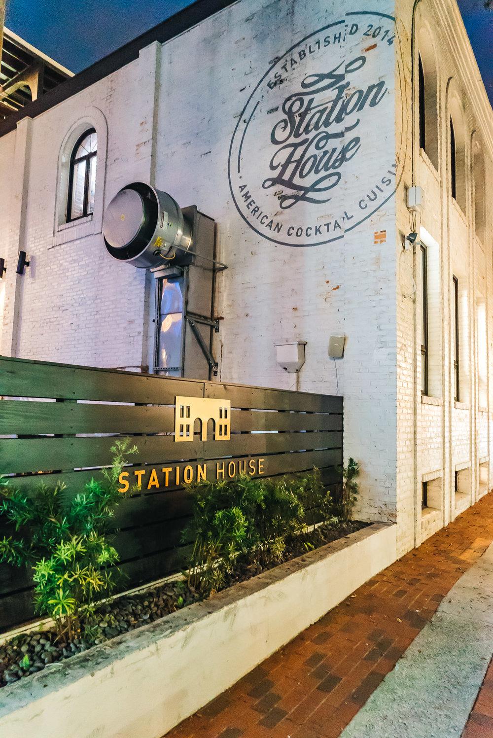 The station house st pete menu ideas