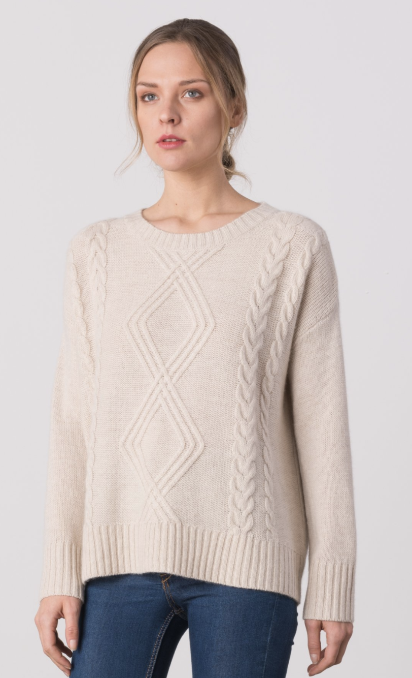 Margaret OLeary Orla Pullover