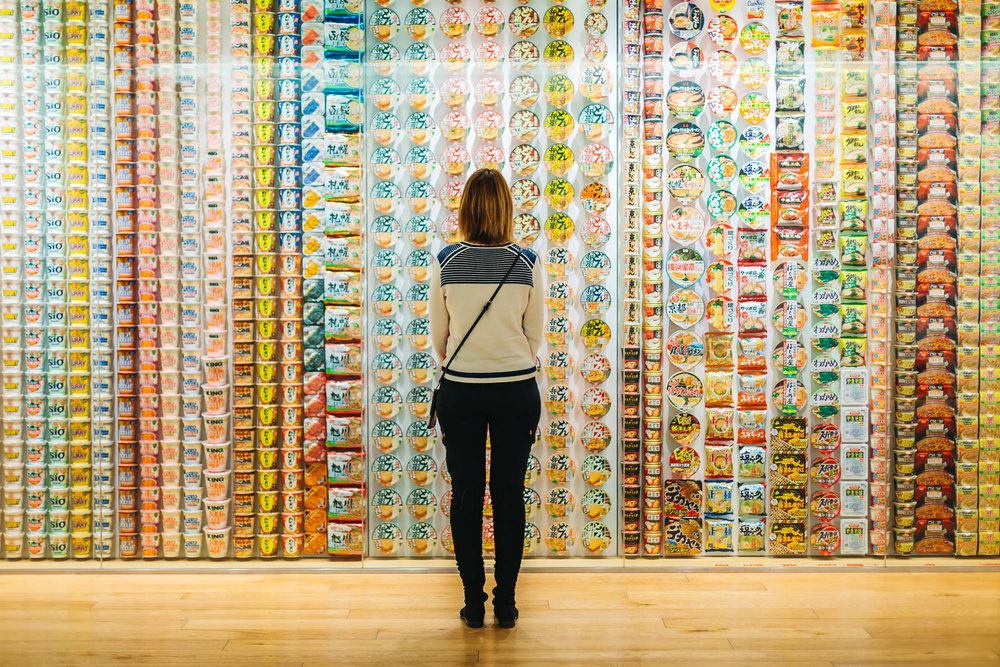 Cup Noodle Museum + www.thetravelpockets.com