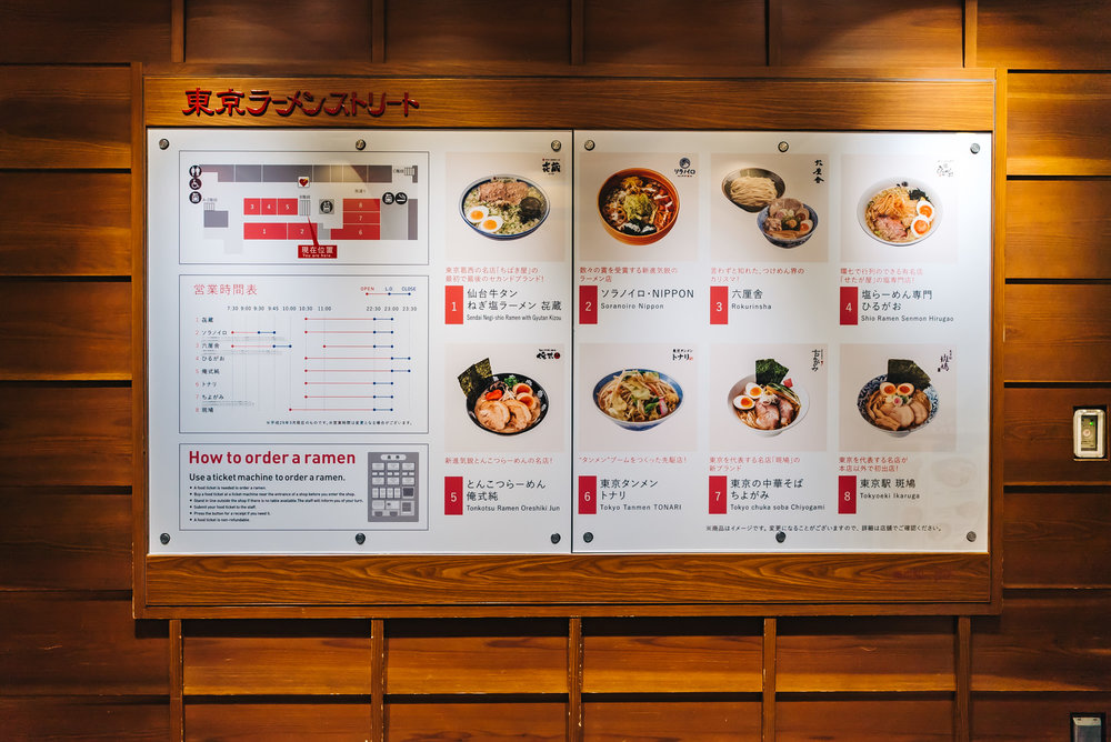 8 of the best ramen shops in Japan