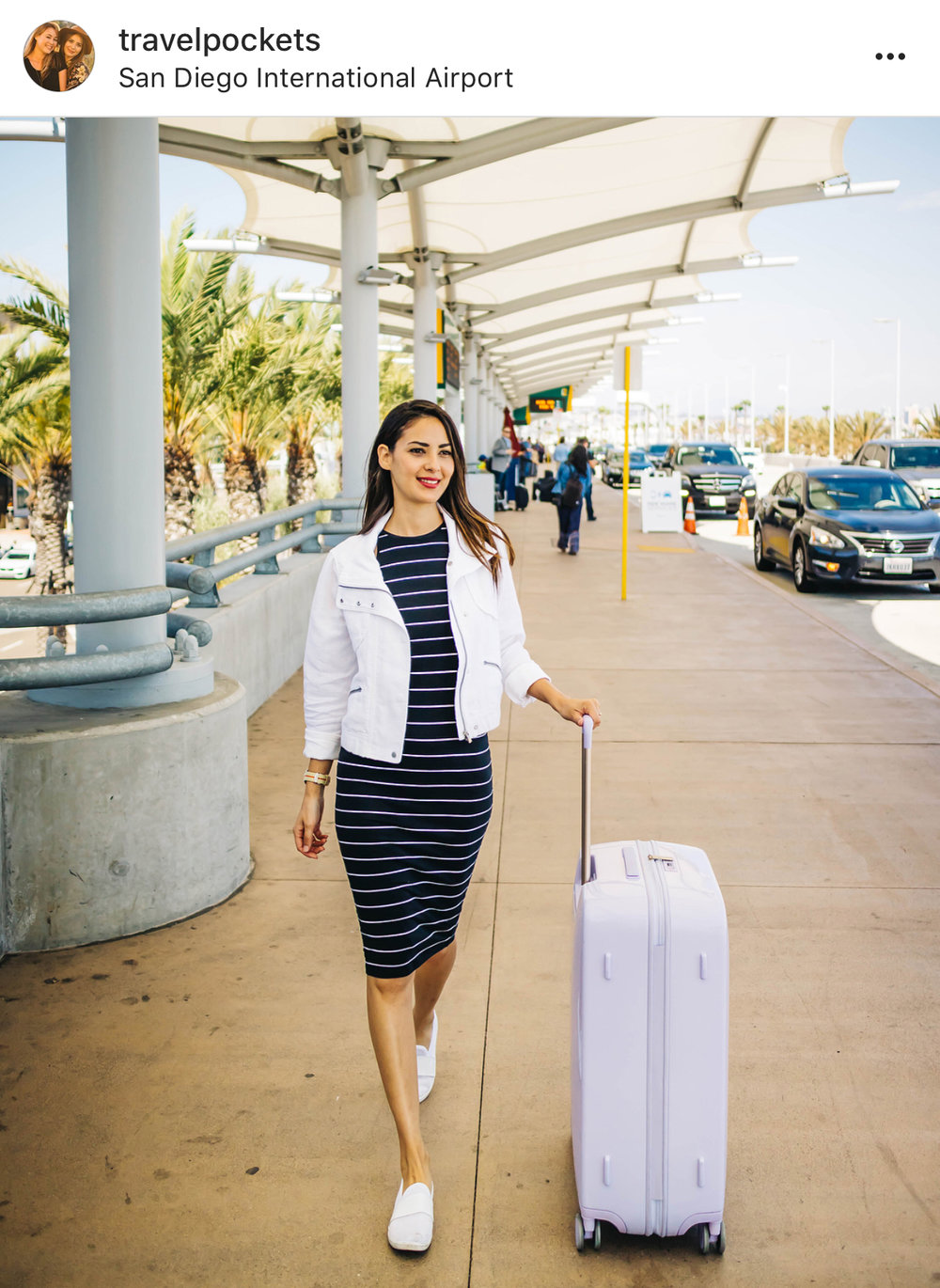 ATHLETA   MIDI DRESS & JACKET   RADEN   SUITCASE
