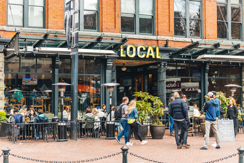 LOCAL PUBLIC EATERY VANCOUVER CANADA