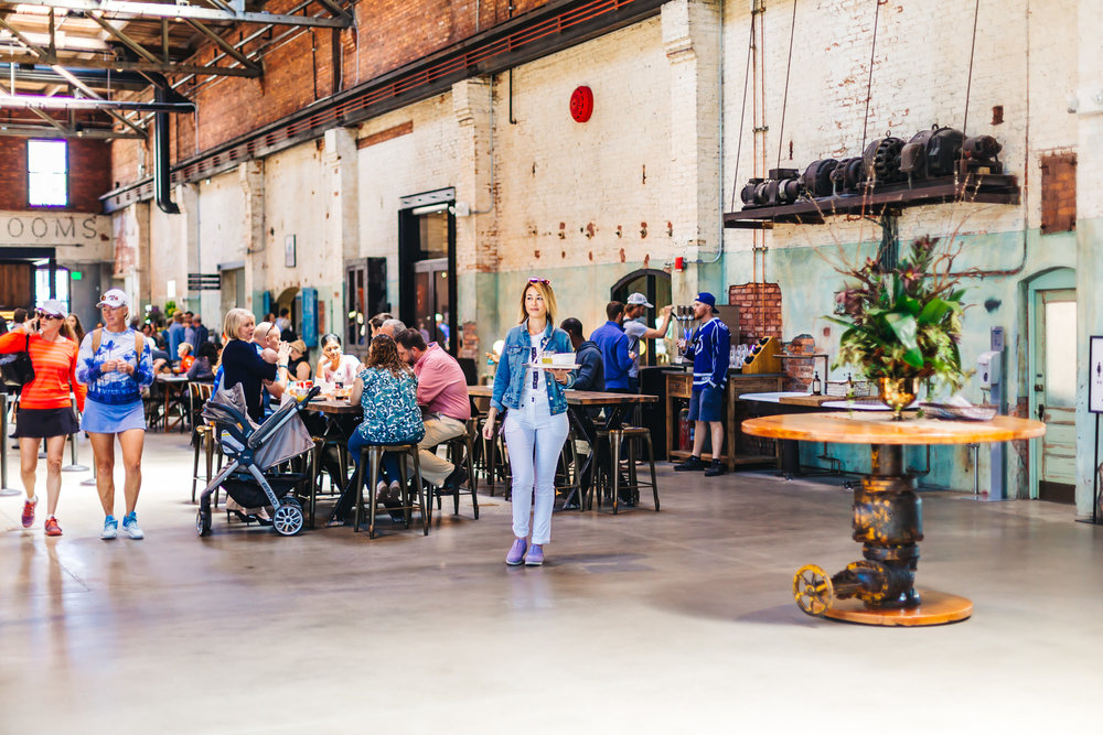 ARMATURE WORKS Market Hall
