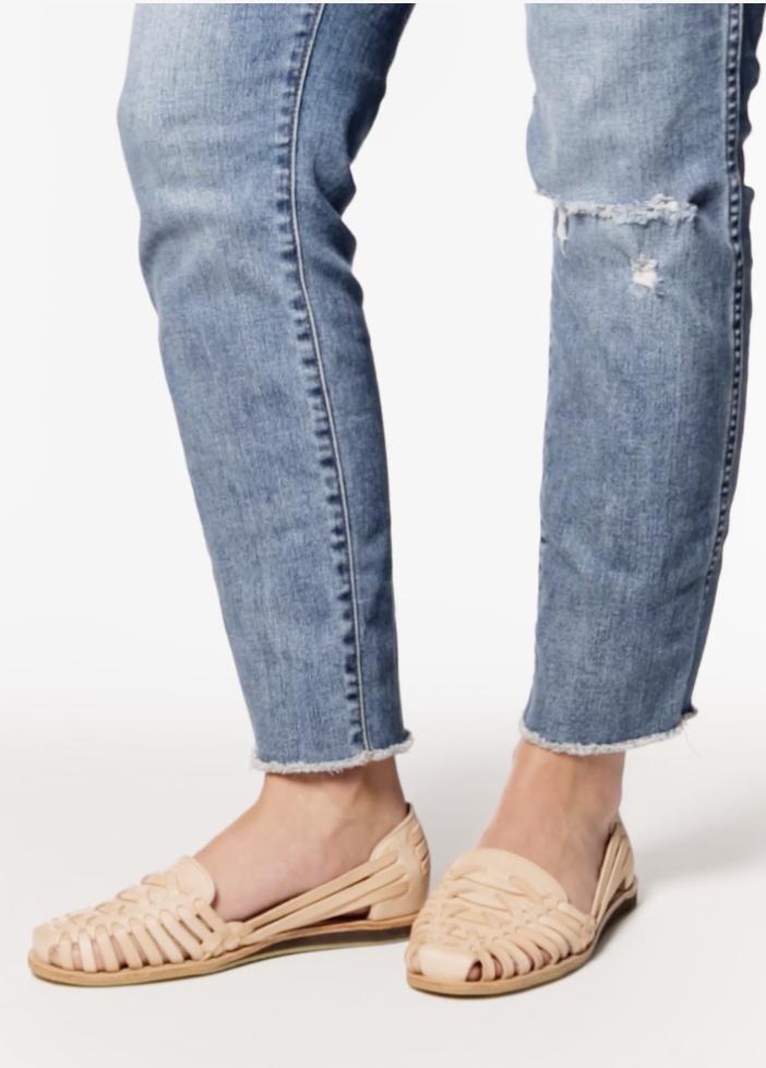Nisolo Ecuador Huarache Sandal
