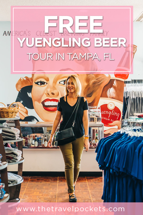 YUENGLING Beer Tour