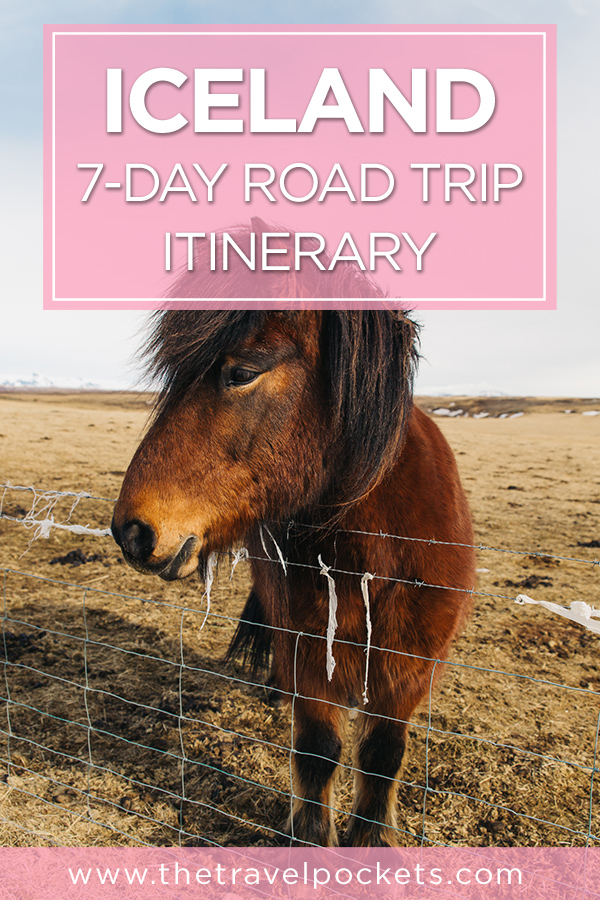 7 Day Iceland Road Trip Itinerary