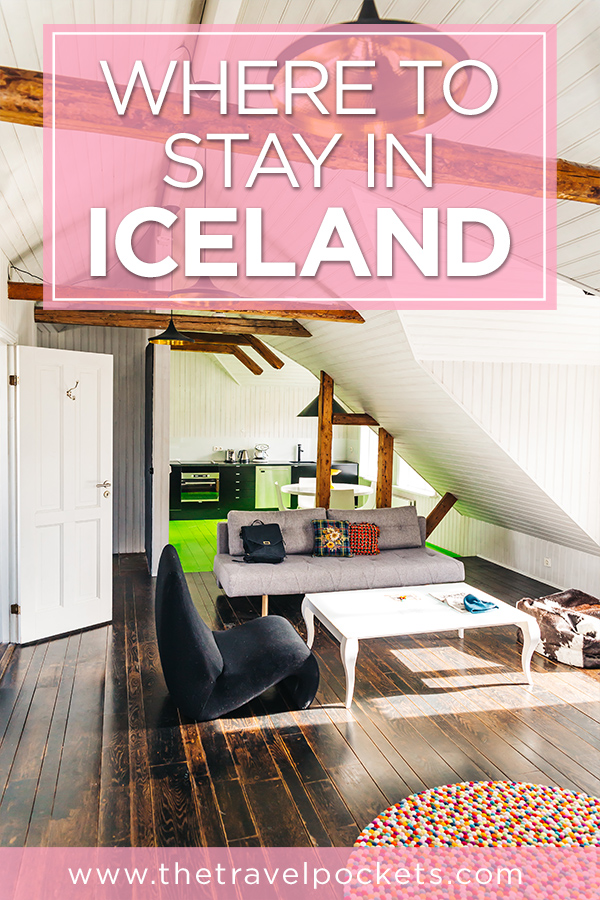 Iceland Hotel and Airbnb Accommodation