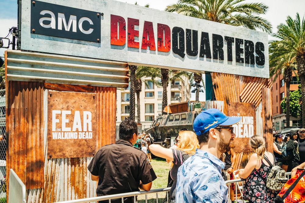 The Dead Quarters