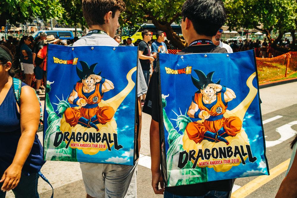 Dragon Ball Goodies