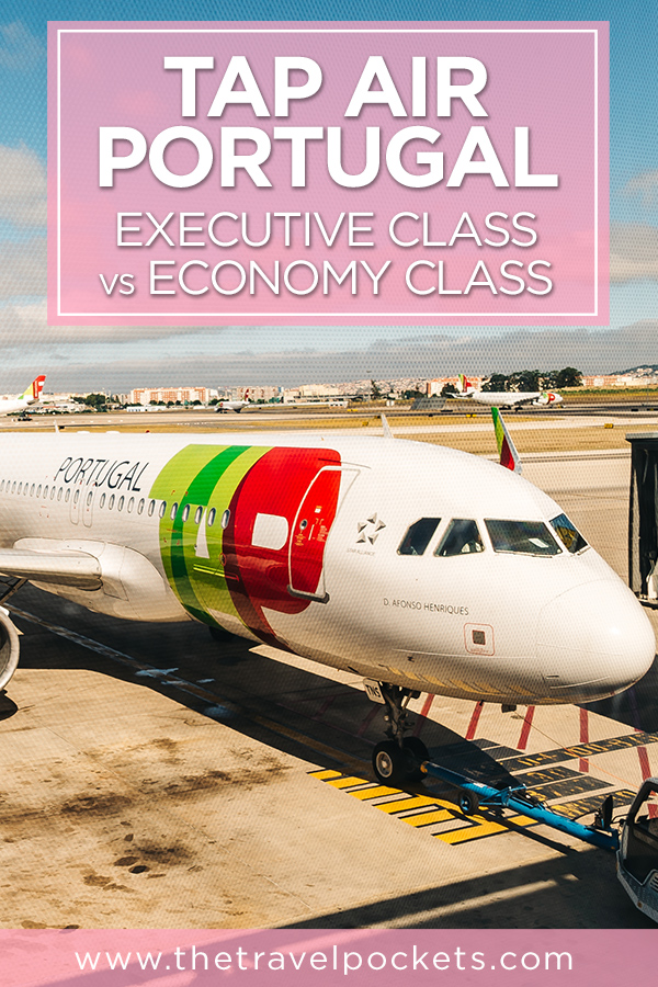 TAP Air Portugal Review #Portugal #Europe #airline #TAPAirPortugal
