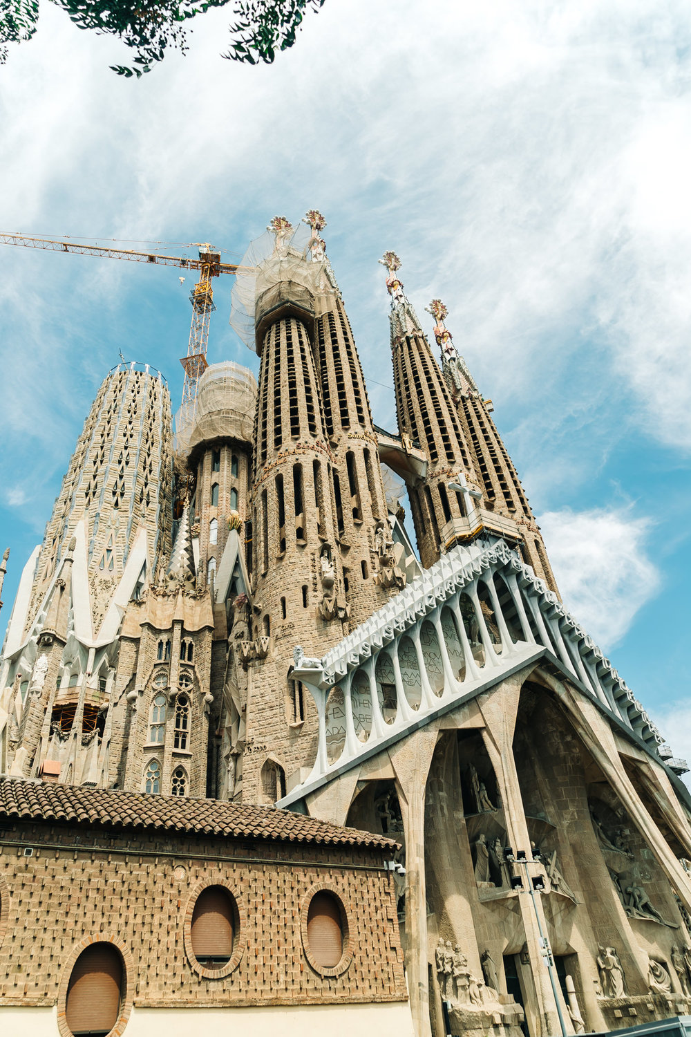 La Sagrada Familia - the defining work of Antoni Gaudi