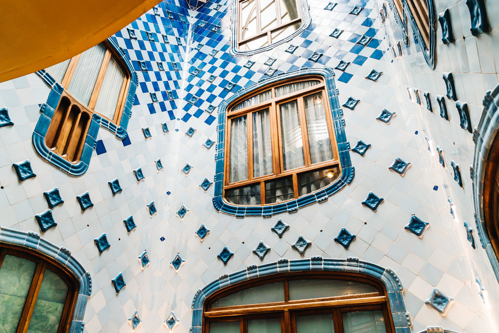 Casa Batllo Antoni Gaudi #Barcelona #Spain #Europe